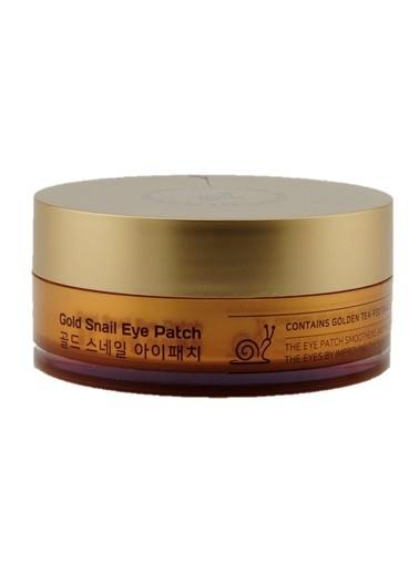 Seohwabi Altın Salyangoz Özlü Göz Maskesi - Eye Patch 30 Kullanımlık Renksiz
